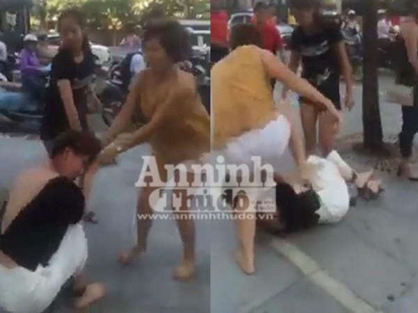 Không ít người dù trách cô gái nhưng cũng lên án hành vi đánh người của nhóm đối tượng đánh ghen