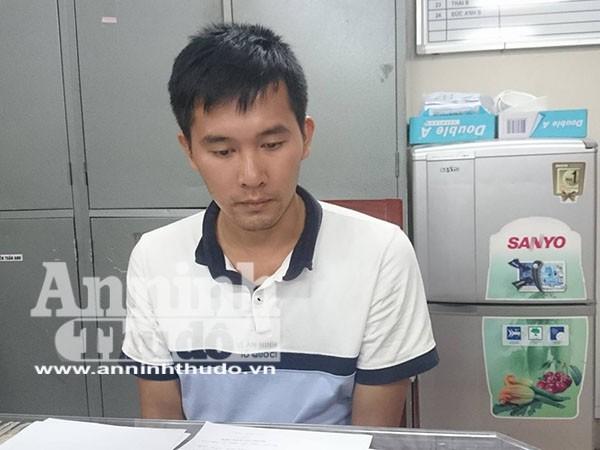 Hung thủ giết người Lê Anh Tuấn