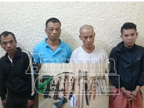 4 trong 5 đối tượng gây ra vụ nổ súng chết người tại Nguyễn Thị Định đã bị bắt