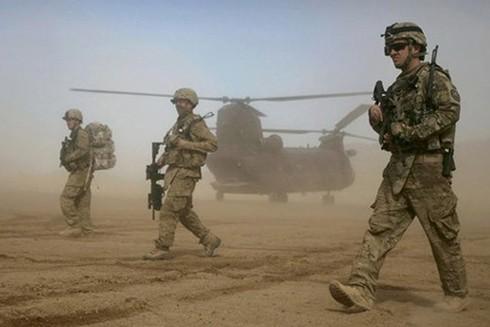 Tổng thống Mỹ Donald Trump ngày càng thất vọng đối với chiến lược của Mỹ ở Afganistan