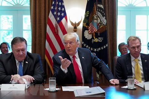 Tổng thống Mỹ Donal Trump tuyên bố cắt khoản viện trợ phát triển cho Syria