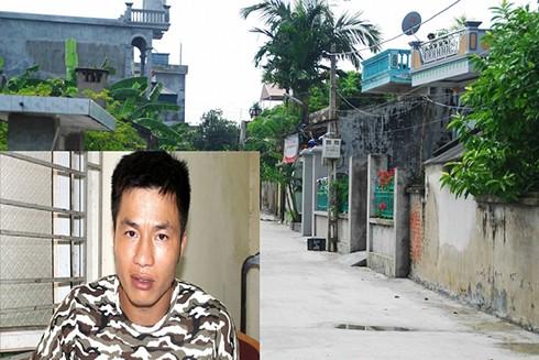 Vì tư thù cá nhân, đối tượng Nguyễn Văn Hùng đã ra tay sát hại hàng xóm