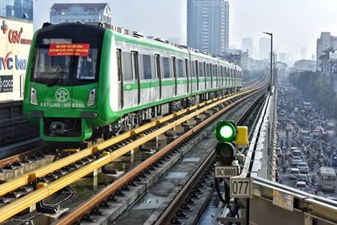 Gần 700 người sẽ tham gia vận hành tuyến đường sắt Cát Linh - Hà Đông