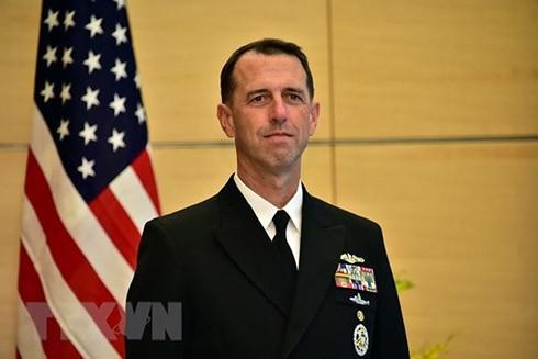 Tư lệnh Hải quân Mỹ John Richardson
