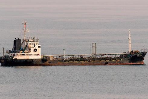Tàu Tantal (Nguồn: Reuters)