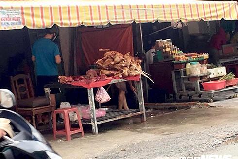 Người dân TP.HCM được khuyến cáo không ăn thịt chó