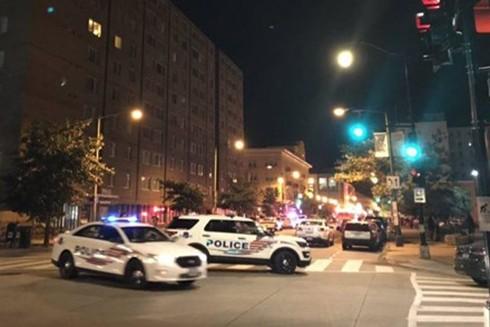 Vụ xả súng đã khiến ít nhất 6 người bị thương