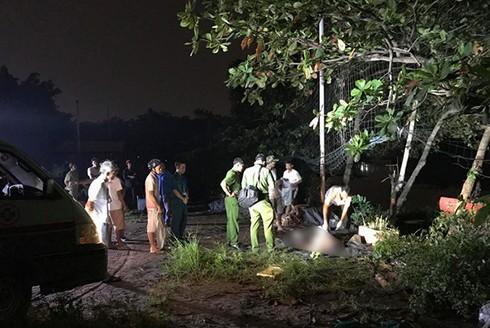 Lực lượng cứu hộ đã tìm thấy thi thể nạn nhân