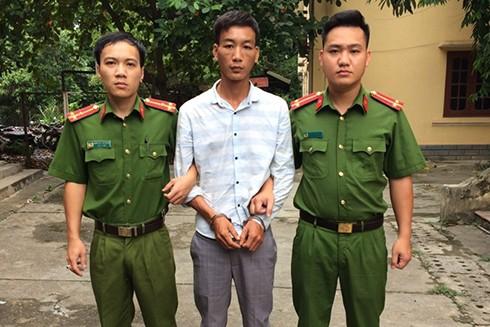 Đối tượng Nguyễn Văn Kiên