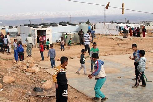 Người tị nạn Syria