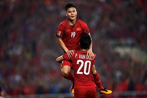 Quang Hải được Fox Sport đánh giá là cầu thủ chơi hay nhất Việt Nam năm 2019