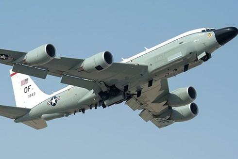 Một chiếc máy bay RC-135W Rivet Joint. (Nguồn: Thedrive)