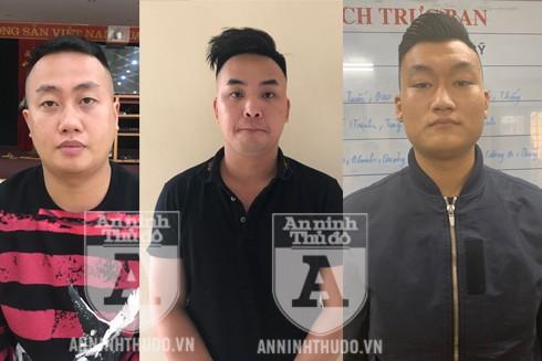 Cơ quan Cảnh sát điều tra đã khởi tố 3 đối tượng