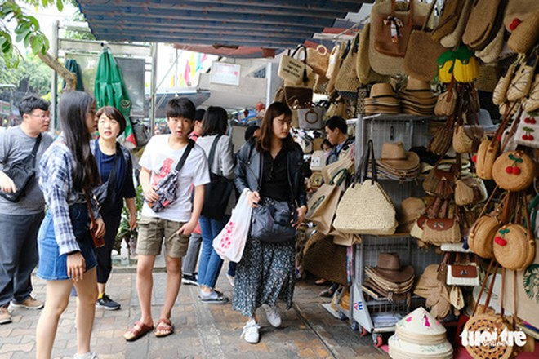 Du khách Hàn Quốc đến Đà Nẵng được kiểm soát chặt về sức khỏe