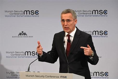 Tổng Thư ký NATO Jens Stoltenberg. (Nguồn: AFP/ TTXVN)