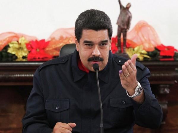 """Tổng thống Venezuela: Mỹ ép hạ giá dầu thế giới, nhằm """"hạ"""" Nga, Venezuela ảnh 1"""