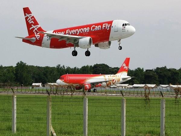Máy bay của AirAsia