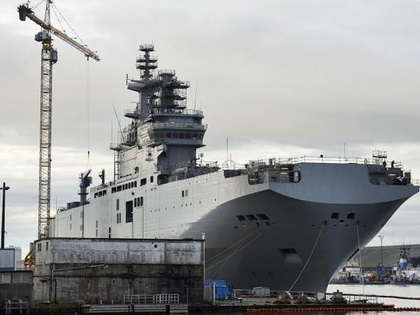 Nga muốn nhận lại 1 tỷ euro trong thương vụ Mistral ảnh 1