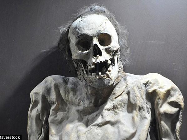 Sự rùng rợn ở bảo tàng xác ướp Guanajuato ảnh 2