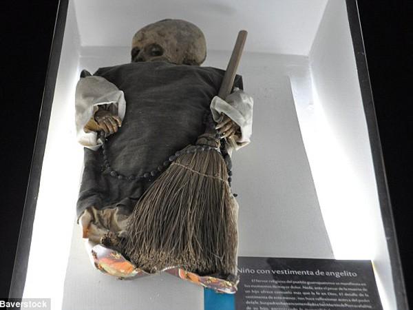 Sự rùng rợn ở bảo tàng xác ướp Guanajuato ảnh 8