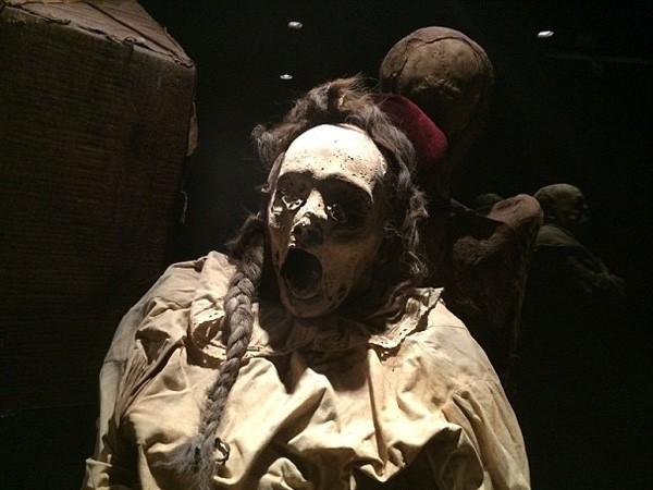 Sự rùng rợn ở bảo tàng xác ướp Guanajuato ảnh 4