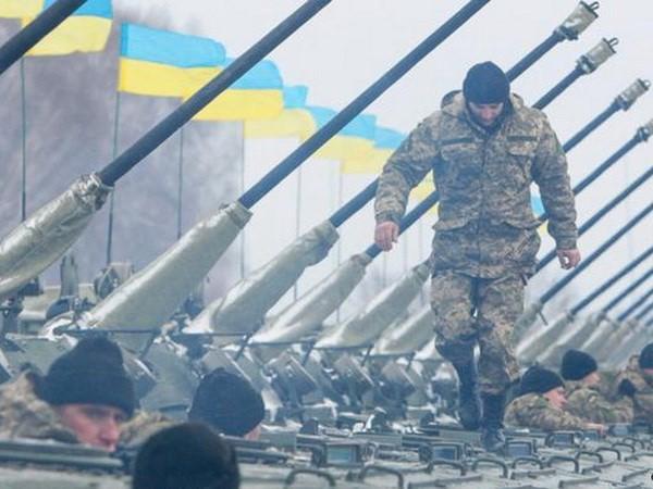 Các nước NATO đồng loạt tuyên bố không cung cấp vũ khí cho Ukraine ảnh 1