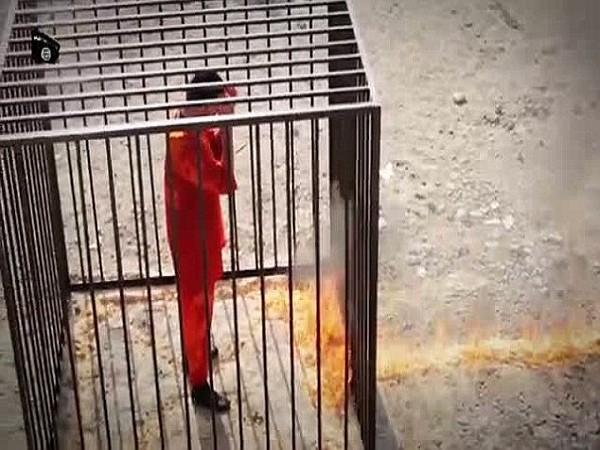 IS hành quyết man rợ phi công Moaz al-Kasasbeh