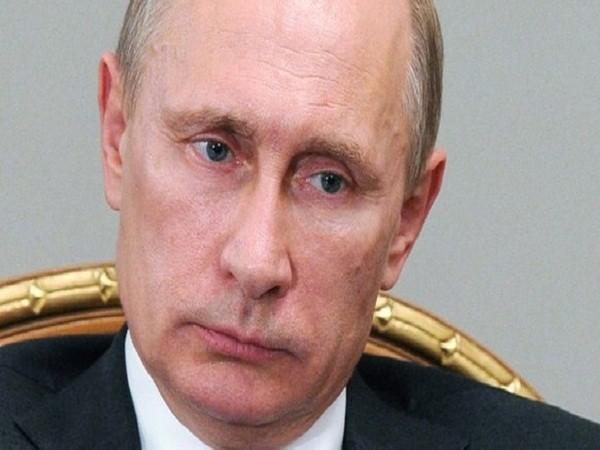 """Tổng thống Putin đã lên án các biện pháp trừng phạt của phương Tây là """"bất hợp pháp""""."""