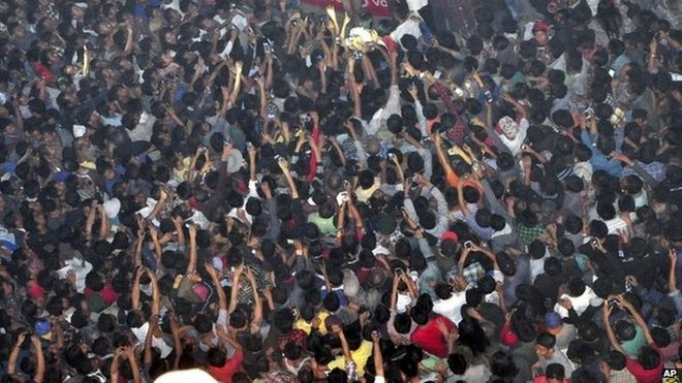 Ấn Độ: Bắt giữ 21 người vì đánh chết nghi phạm hiếp dâm ảnh 2