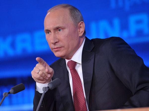 Tổng thống Putin giải thích lý do sáp nhập Crimea ảnh 1