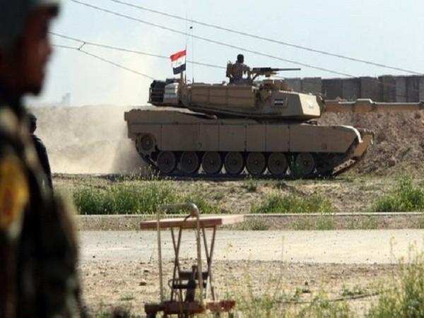 Quân đội Iran đang phối hợp giúp đỡ binh sĩ Iraq chống lại IS, điều không được Mỹ ủng hộ