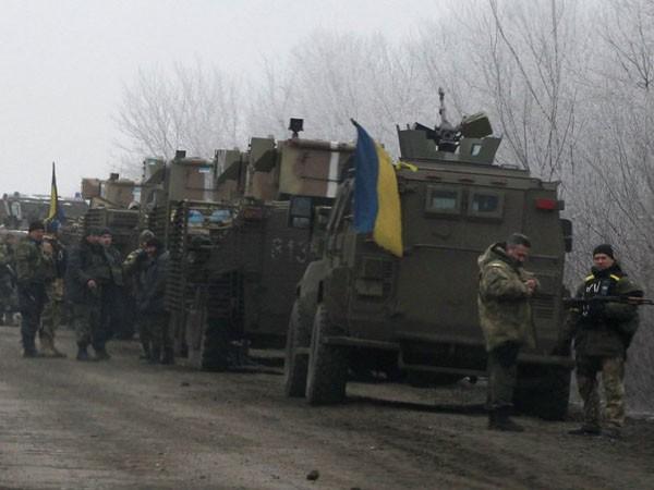 Ukraine đặt quân đội dưới tình trạng cảnh báo tác chiến toàn diện ảnh 1