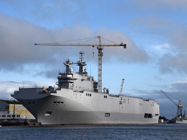 """Nga """"lặng lẽ"""" đợi Pháp quyết định thương vụ Mistral ảnh 1"""