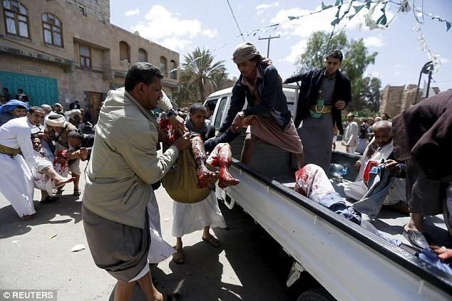 Chi nhánh tổ chức Nhà nước Hồi giáo IS ở Yemen đã nhận trách nhiệm vụ tấn công này