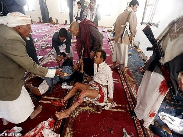 ít nhất 142 người thiệt mạng vì các cuộc đánh bom tự sát này