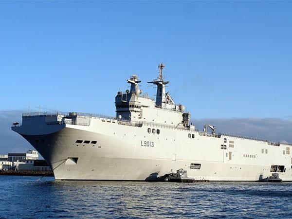 Vụ Mistral: Pháp không bàn giao tàu, Moscow tuyên bố tự đóng ảnh 1