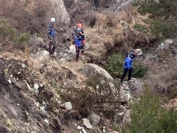 Thành viên của đội cứu hộ đã tiếp cận được hiện trường