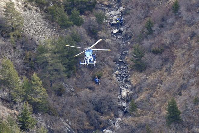 Dữ liệu hộp đen: Một phi công ra khỏi buồng lái trước khi chiếc 4U 9525 gặp nạn