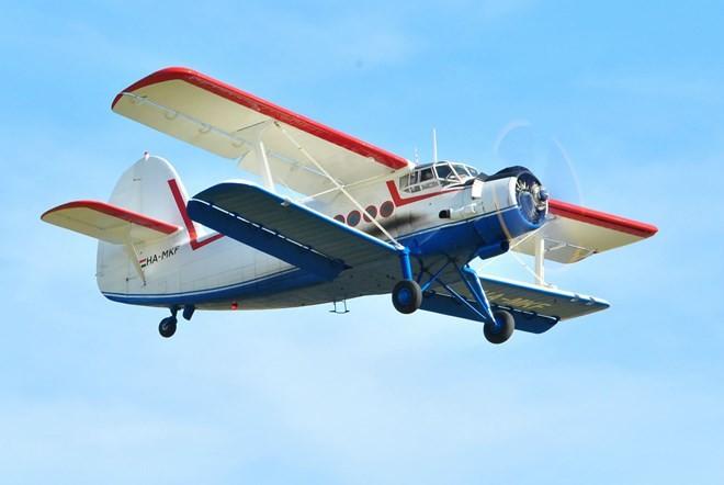 Một chiếc máy bay Antonov 2 của Nga