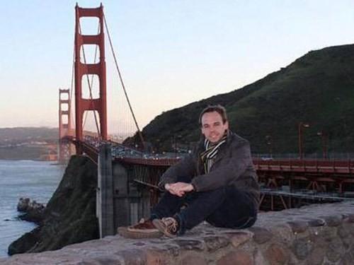 Cơ phó Andreas Lubitz, nhân vật bị tình nghi là thủ phạm điều khiển máy bay 4U 9525 đâm thẳng vào núi khiến 150 người thiệt mạng