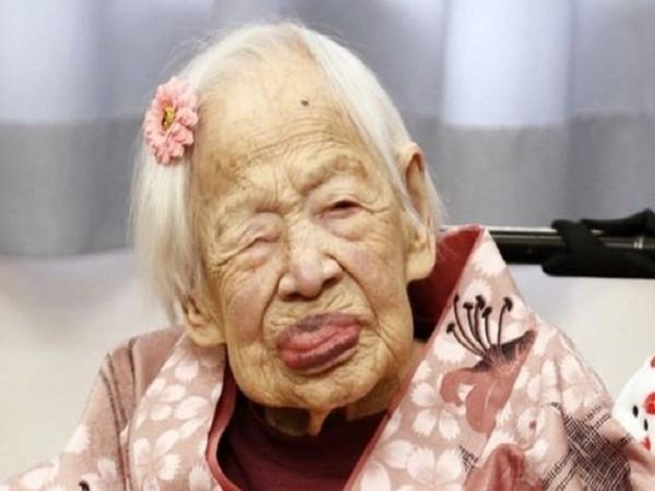 Cụ bà Okawa- người sống thọ nhất thế giới qua đời ở tuổi 117 ảnh 1