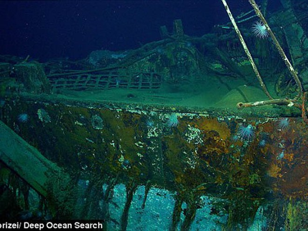 Trục vớt kho báu khổng lồ ở độ sâu hơn 5.000m sau 73 năm ảnh 4