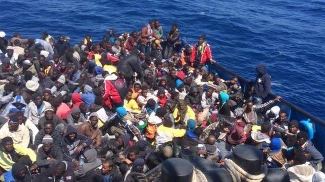 Đụng độ tôn giáo lúc di cư, người Hồi giáo ném 12 Kitô hữu xuống biển ảnh 1