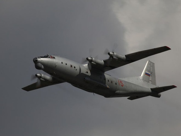 Latvia tuyên bố phát hiện chiến đấu cơ Nga áp sát không phận ảnh 1