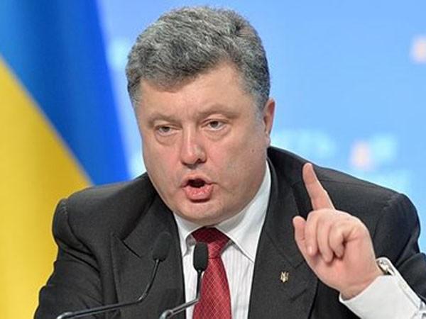 """Ngoại trưởng Mỹ: Tổng thống Poroshenko nên """"động não"""" trước khi dùng vũ lực tại Donbass ảnh 1"""