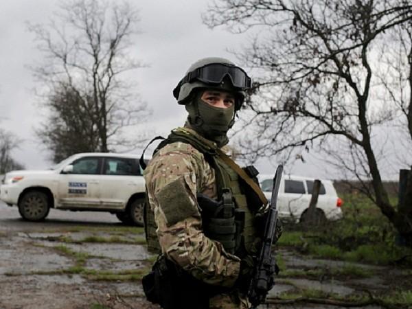 Ukraine tuyên bố bắt giữ 2 sĩ quan đặc biệt của Nga ảnh 1