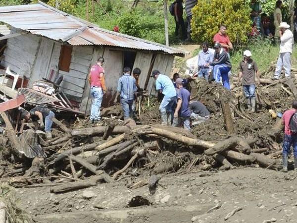 Lở đất kinh hoàng ở Colombia, hơn 50 người thiệt mạng ảnh 1