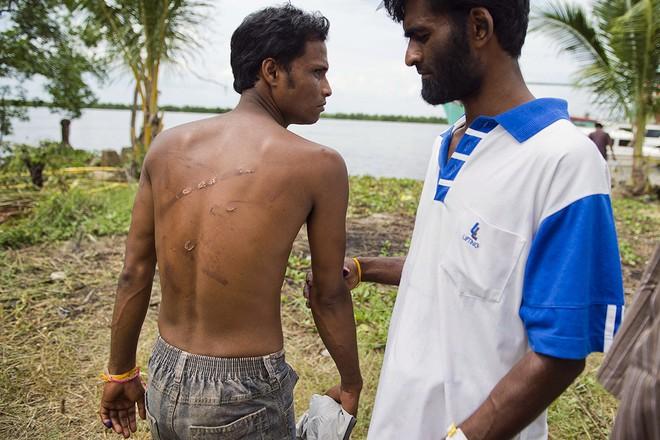 Cuộc sống bên trong trại tị nạn của người di cư Đông Nam Á ảnh 8