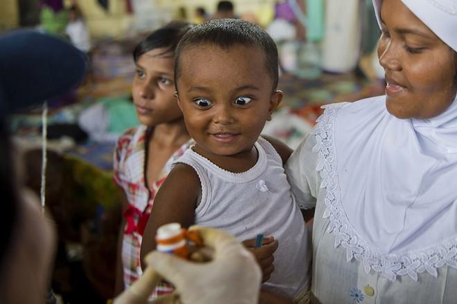 Cuộc sống bên trong trại tị nạn của người di cư Đông Nam Á ảnh 10