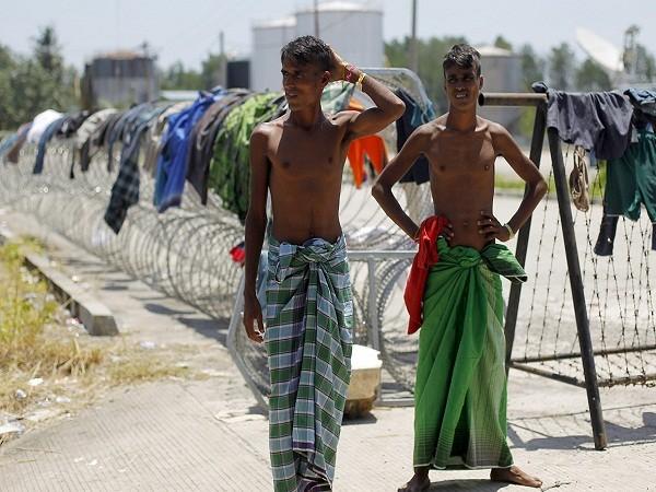 Cuộc sống bên trong trại tị nạn của người di cư Đông Nam Á ảnh 1